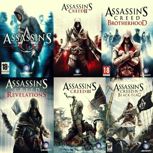 Download Assassin Creed Game