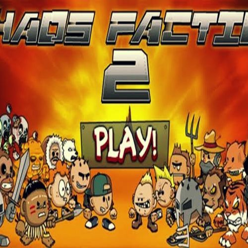 Chaos Faction 2 Game