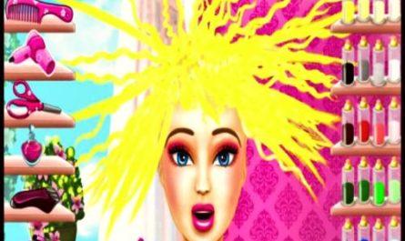 Hair Salon Games