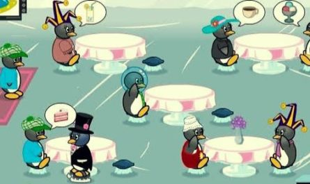 Penguin Diner 2 Game