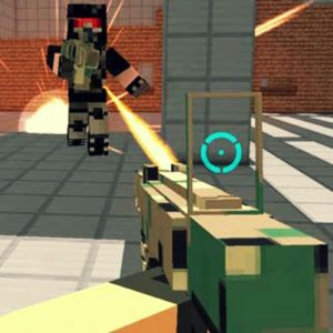 Pixel Warfare 5 Game