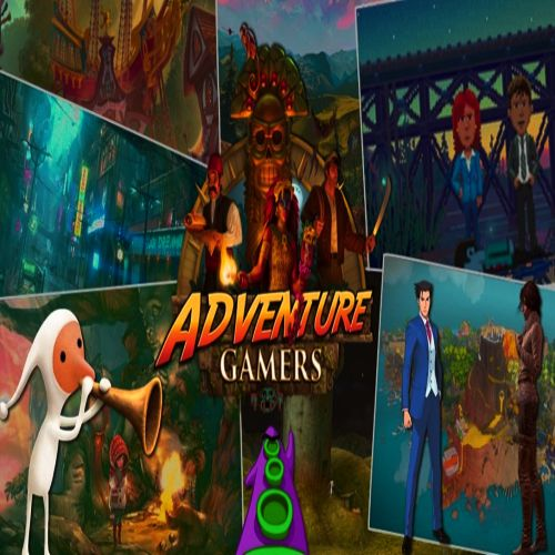 Point and Click Adventure Games