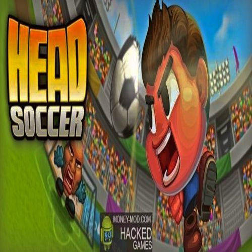 Sports Head Soccer