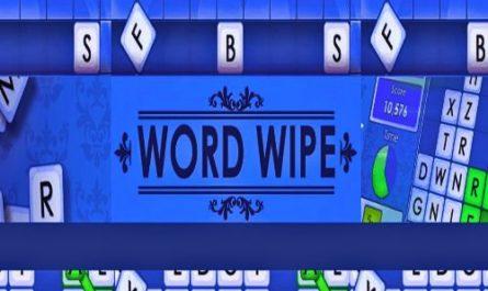 Word Wipe Game